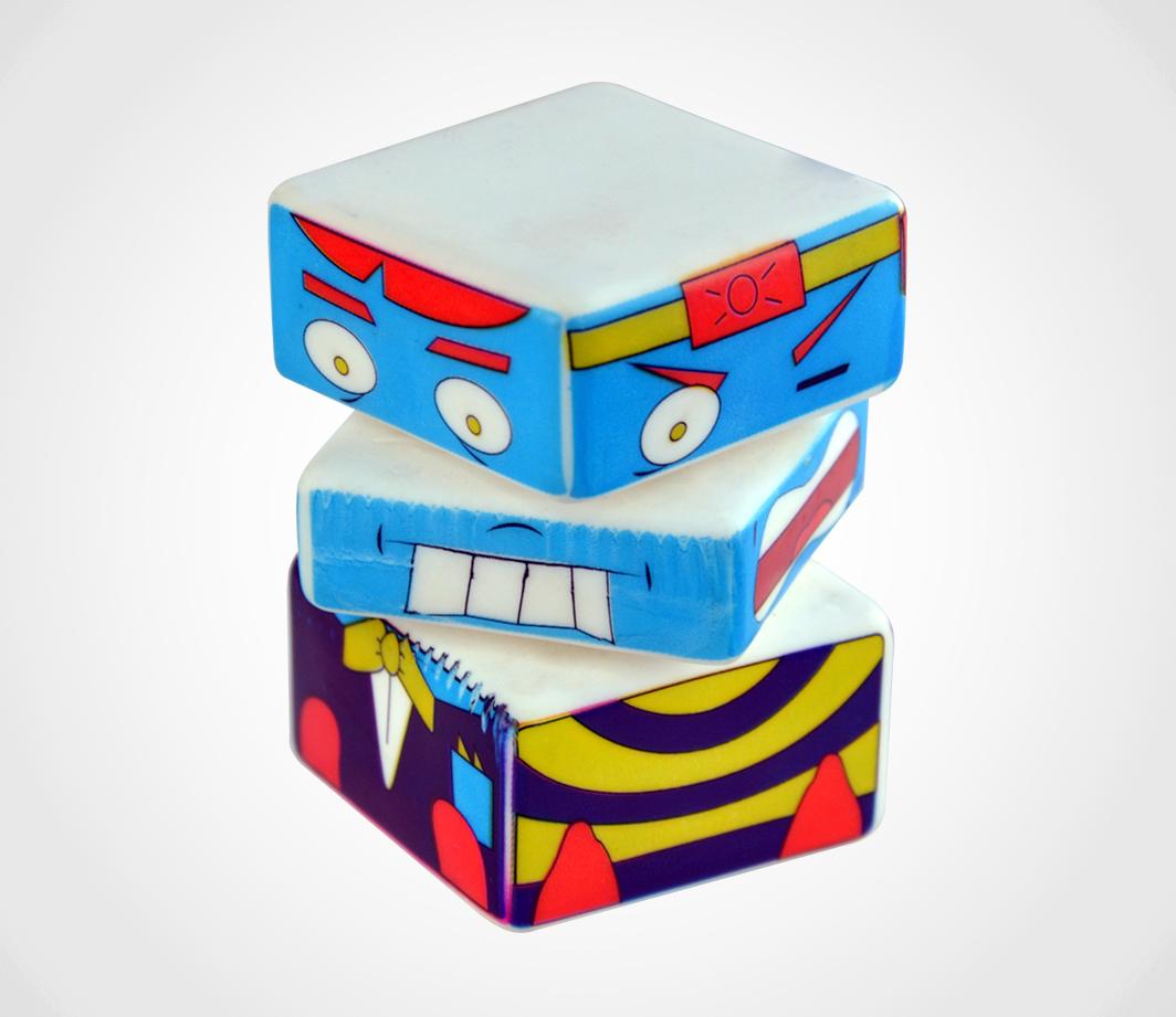 Cubos - China In Box
